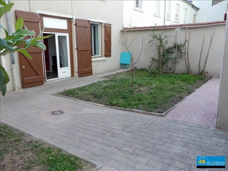 Sale apartment Villeurbanne 112000€ - Picture 2