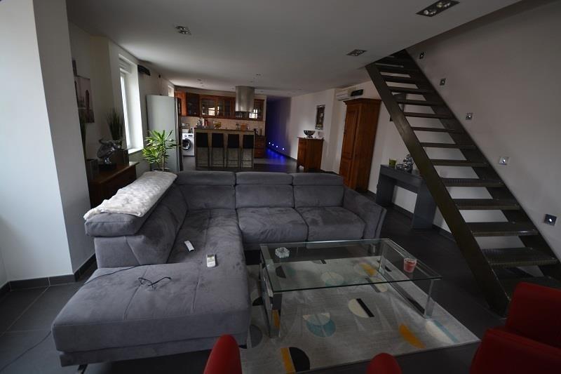 Verkoop  appartement Les abrets 170000€ - Foto 1