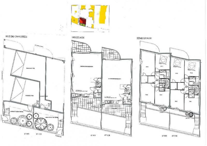 Vente immeuble Lyon 4ème 540000€ - Photo 6