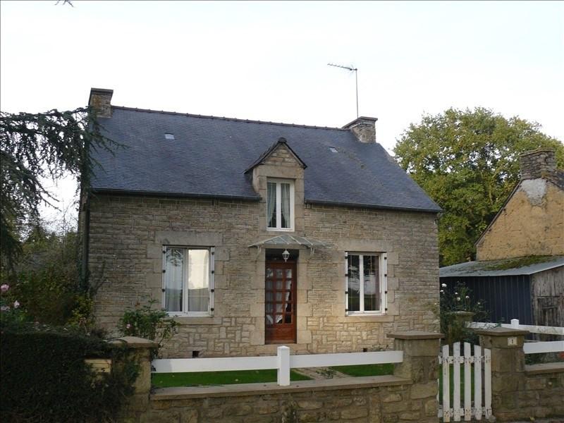 Sale house / villa Guegon 74900€ - Picture 4