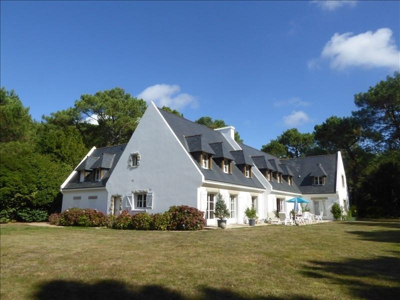 Vente de prestige maison / villa Carnac 780800€ - Photo 1