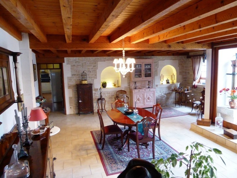 Vente maison / villa Axe cognac - barbezieux 397 500€ - Photo 4