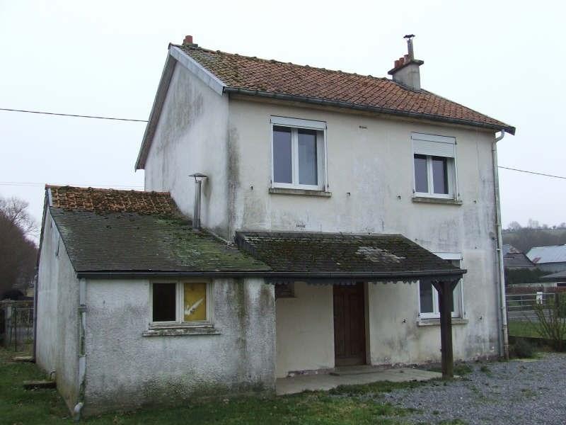Vente maison / villa La capelle 106900€ - Photo 5