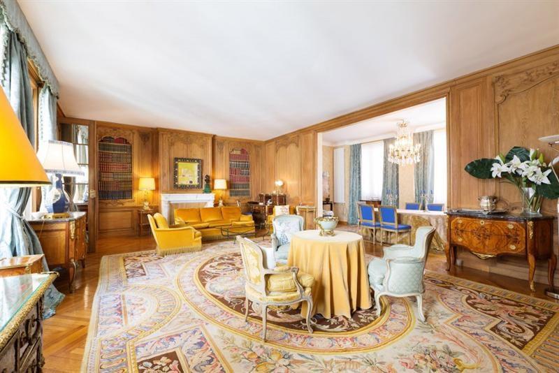Venta de prestigio  apartamento Paris 8ème 2400000€ - Fotografía 1