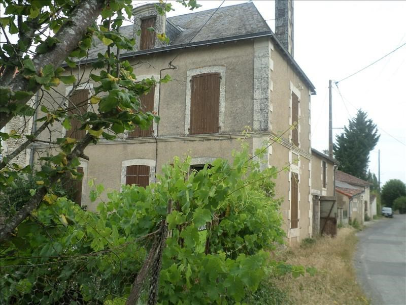 Vente maison / villa Chapelle viviers 49500€ - Photo 2