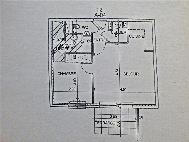 Vendita appartamento Gresy sur aix 149000€ - Fotografia 5