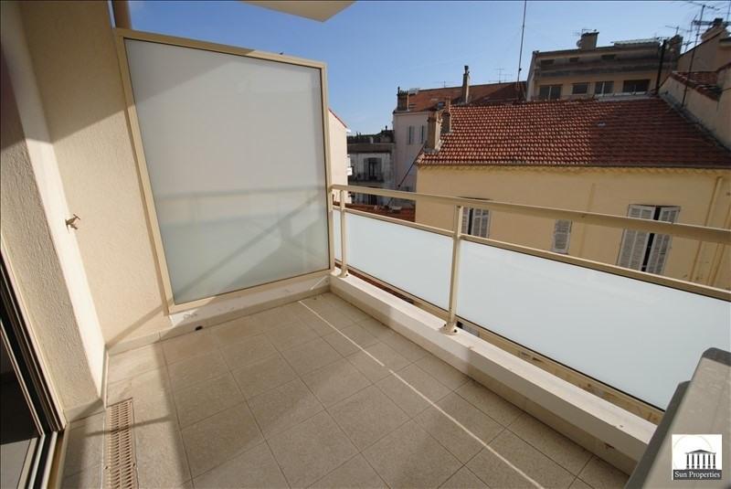 Vente appartement Cannes 541000€ - Photo 6