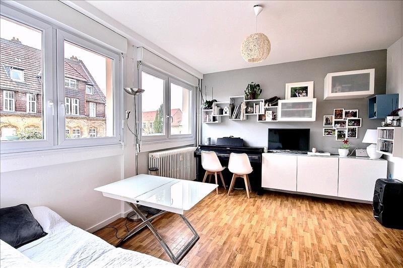 Revenda apartamento Metz 79900€ - Fotografia 3