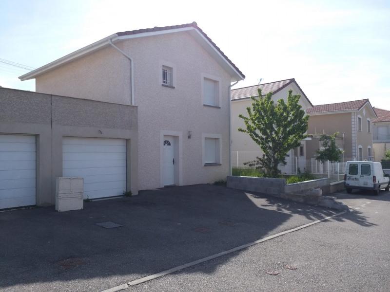 Vente maison / villa Bourgoin-jallieu 209000€ - Photo 1