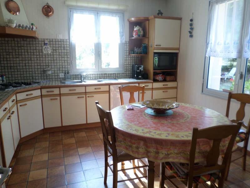Vente maison / villa Lussac les chateaux 230000€ - Photo 4