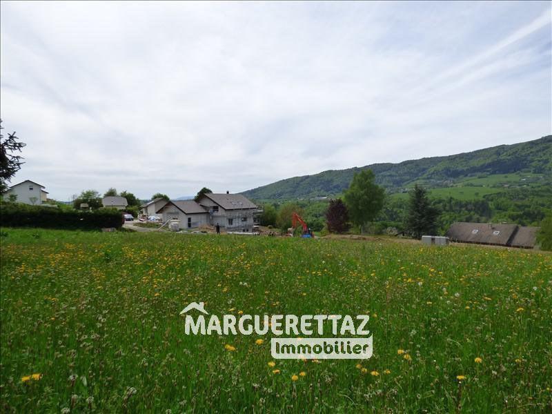 Vente terrain Menthonnex-en-bornes 159000€ - Photo 2