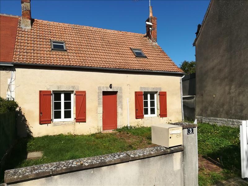Vente maison / villa Louestault 113200€ - Photo 1