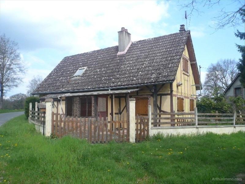 Vente maison / villa Le noyer 45000€ - Photo 1