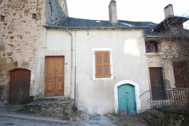 Vente maison / villa Najac 80000€ - Photo 1