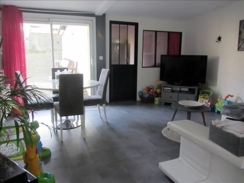Vente maison / villa Menucourt 258500€ - Photo 1