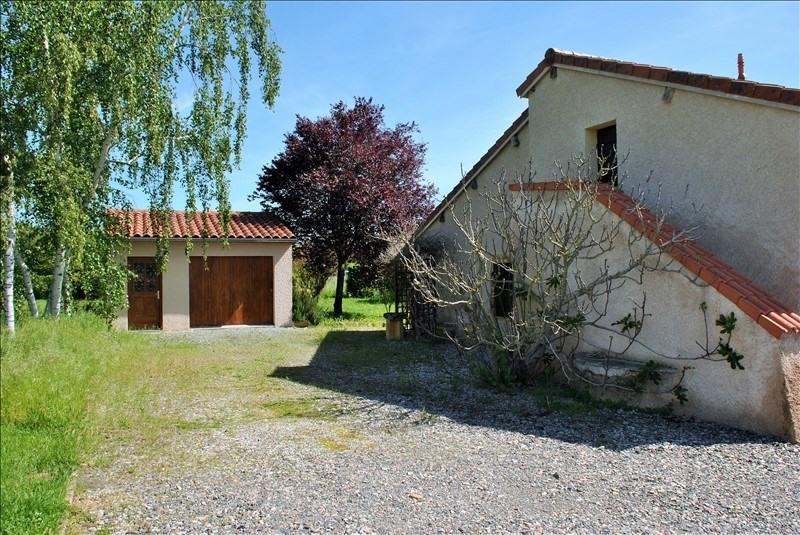 Vendita casa Pouilly les nonains 260000€ - Fotografia 1