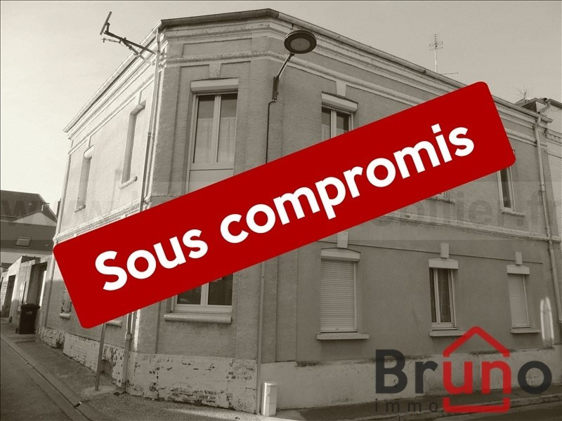 Investment property building Le crotoy  - Picture 1