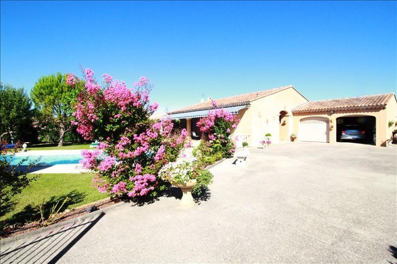 Vente maison / villa Pernes les fontaines 441000€ - Photo 1