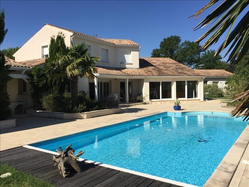 Verkauf von luxusobjekt haus Breuillet 884000€ - Fotografie 1