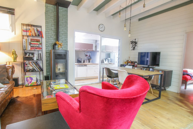 Vente appartement Asnieres sur seine 324000€ - Photo 1