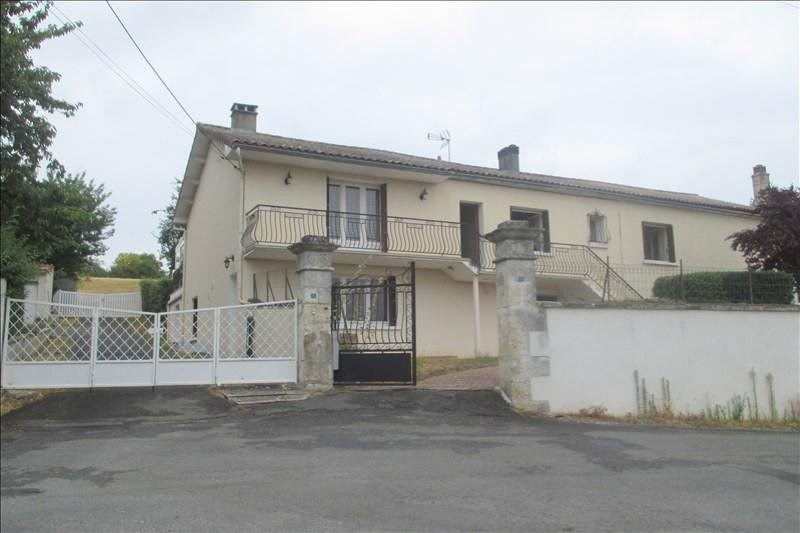 Vente maison / villa Touvre 252000€ - Photo 14