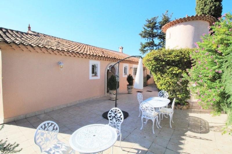 Vente de prestige maison / villa Villeneuve loubet 1350000€ - Photo 4