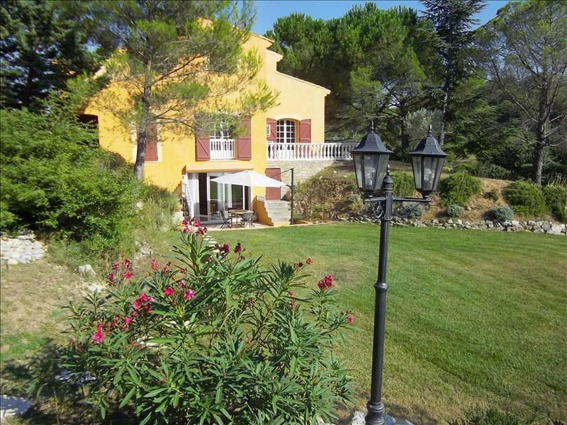 Verkoop van prestige  huis Ventabren 875000€ - Foto 9