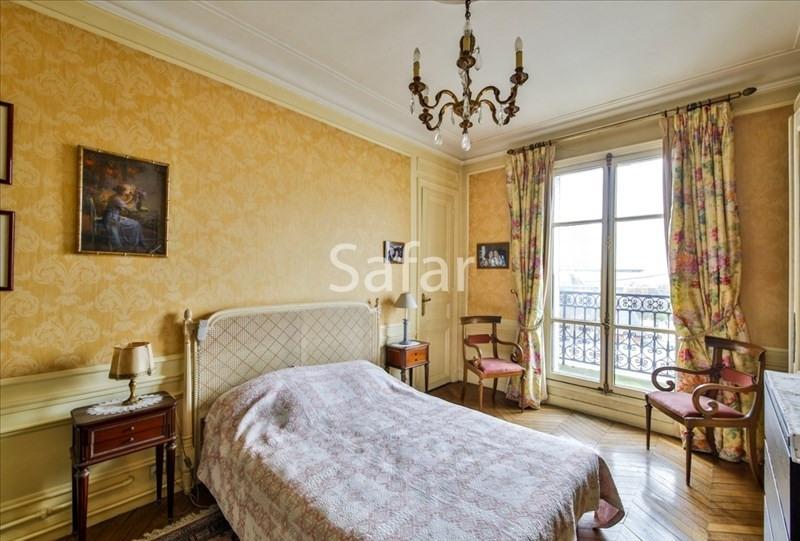 Vente de prestige appartement Paris 16ème 2200000€ - Photo 7