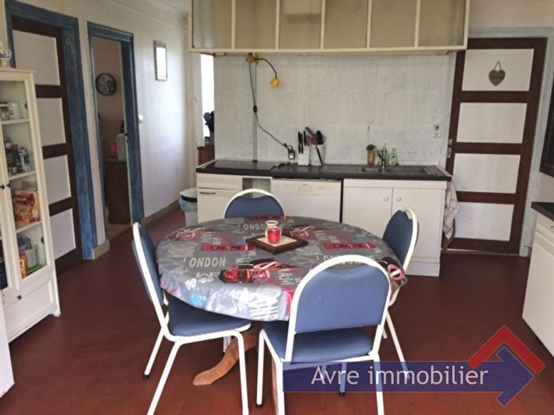 Vente maison / villa Verneuil d'avre et d'iton 127000€ - Photo 3