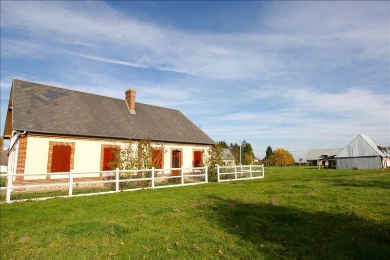 Vente maison / villa Conches en ouche 158000€ - Photo 1