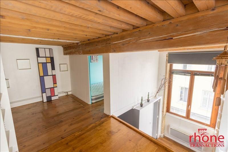 Vente appartement Lyon 4ème 281000€ - Photo 9