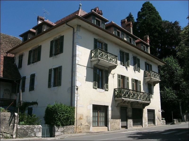 Duplex 3 pièces Menthon-Saint-Bernard