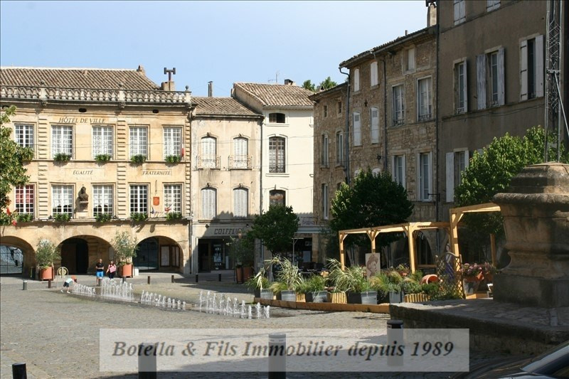 Vente boutique Bagnols sur ceze 39000€ - Photo 1