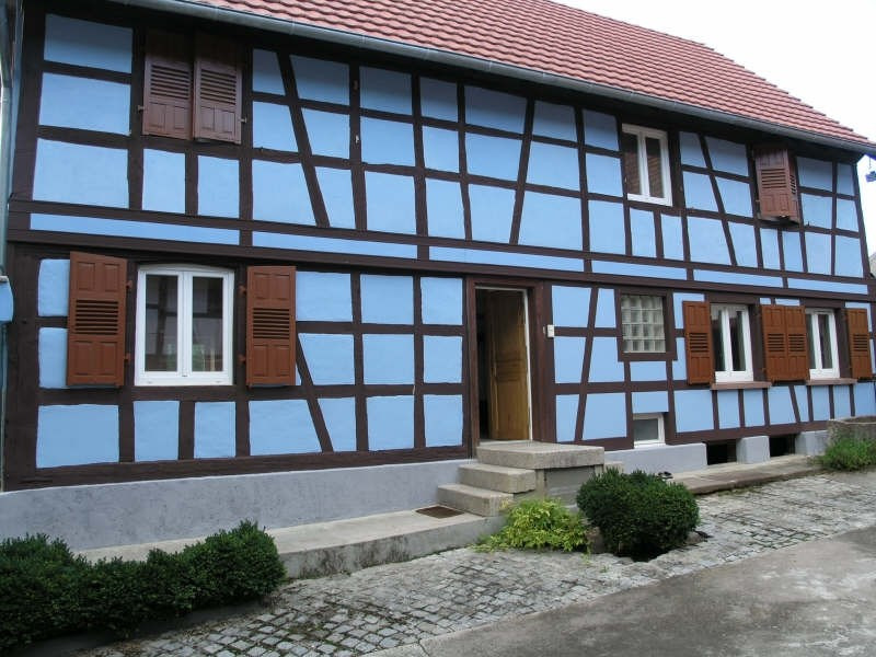 Location maison / villa Saessolsheim 825€ CC - Photo 1
