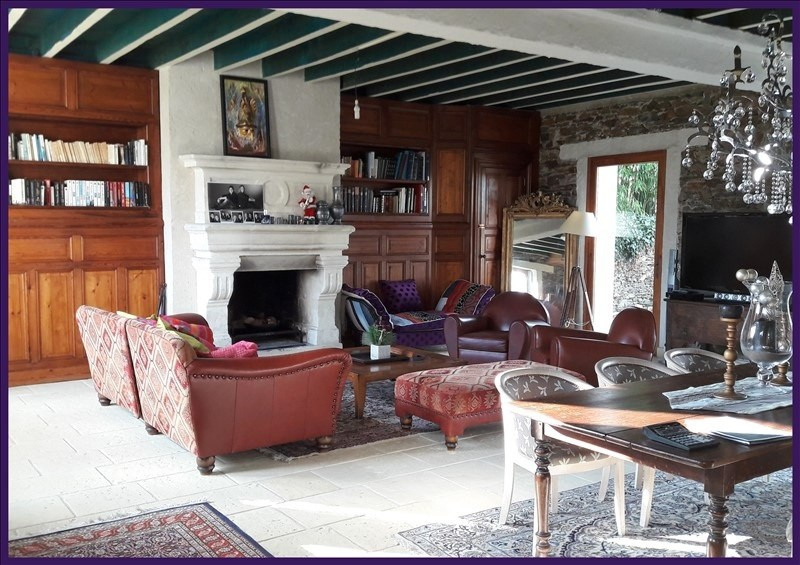 Vente de prestige maison / villa Vallet 780900€ - Photo 1