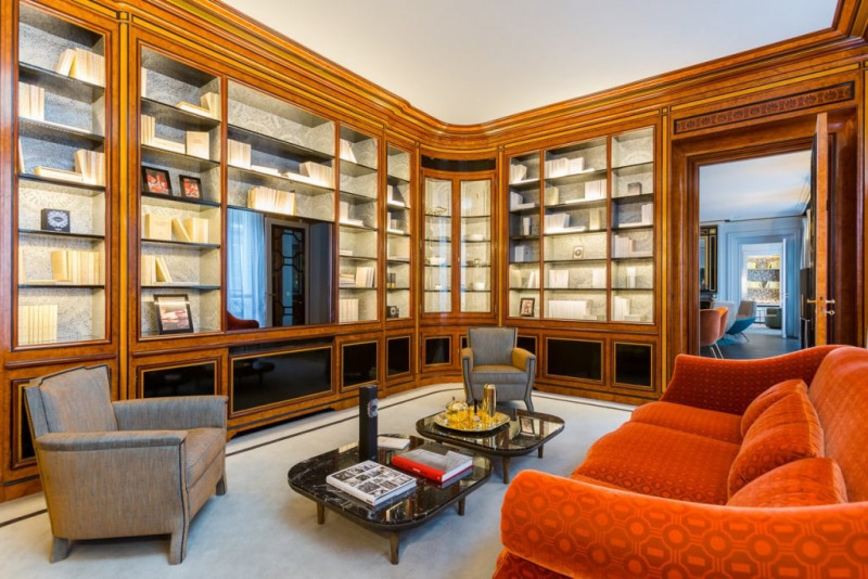 Verkoop van prestige  appartement Paris 6ème 4500000€ - Foto 2