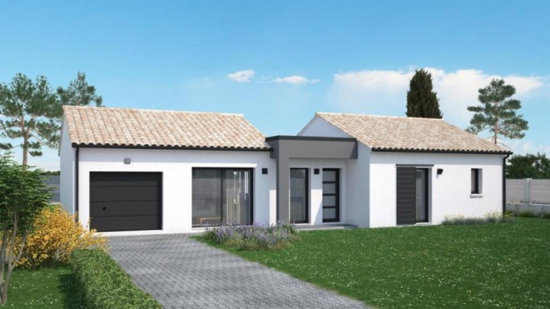Maison  5 pièces + Terrain 430 m² Moutiers-en-Retz par MORTIER CONSTRUCTION