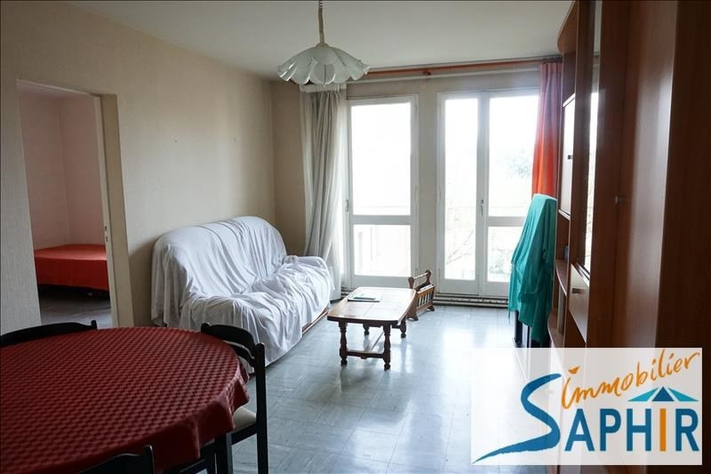 Vente appartement Toulouse 76 000€ - Photo 2