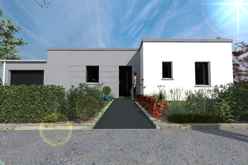 Maison  4 pièces + Terrain 652 m² Vertou (44120) par ESPACE HABITAT