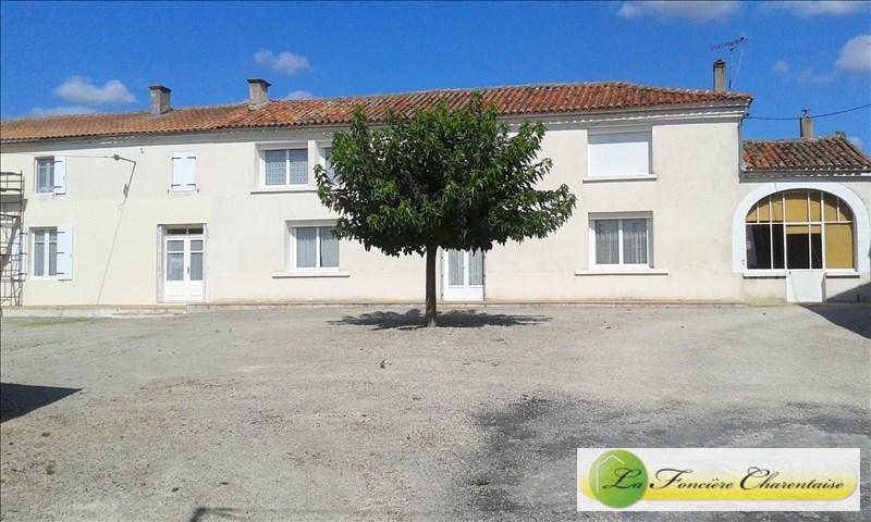 Vente maison / villa Aigre 118000€ - Photo 1