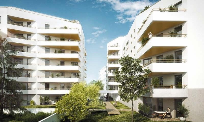 Location appartement Villeurbanne 655€ CC - Photo 2