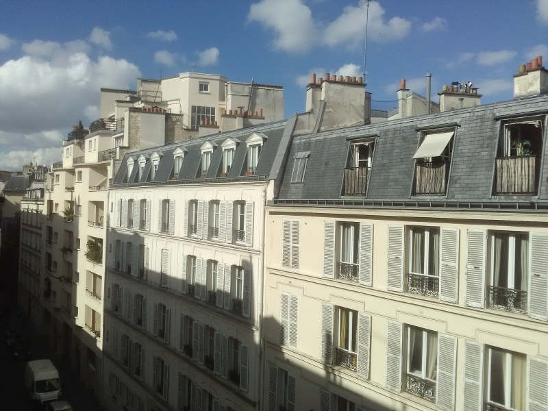 Sale apartment Paris 6ème 147 500€ - Picture 1