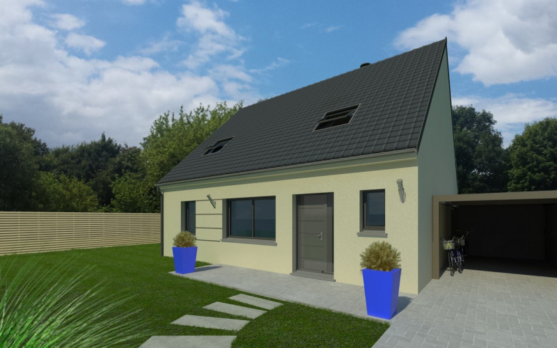 Maison  4 pièces + Terrain Lieusaint par MAISON FAMILIALE CORBEIL