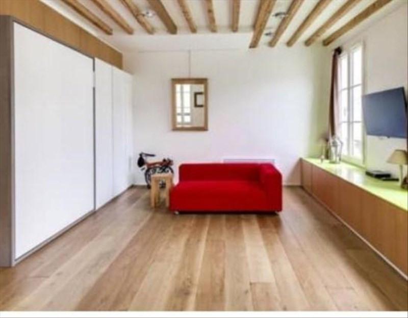 Sale apartment Paris 3ème 425000€ - Picture 3