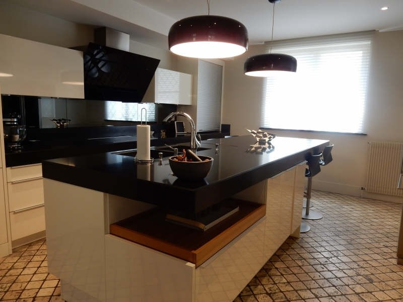 Verkauf von luxusobjekt haus Vienne 585000€ - Fotografie 5
