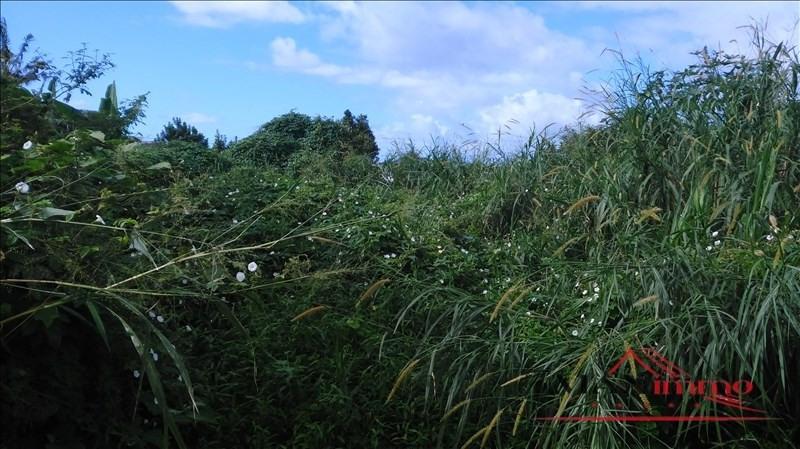 Vente terrain Bras panon 111000€ - Photo 1