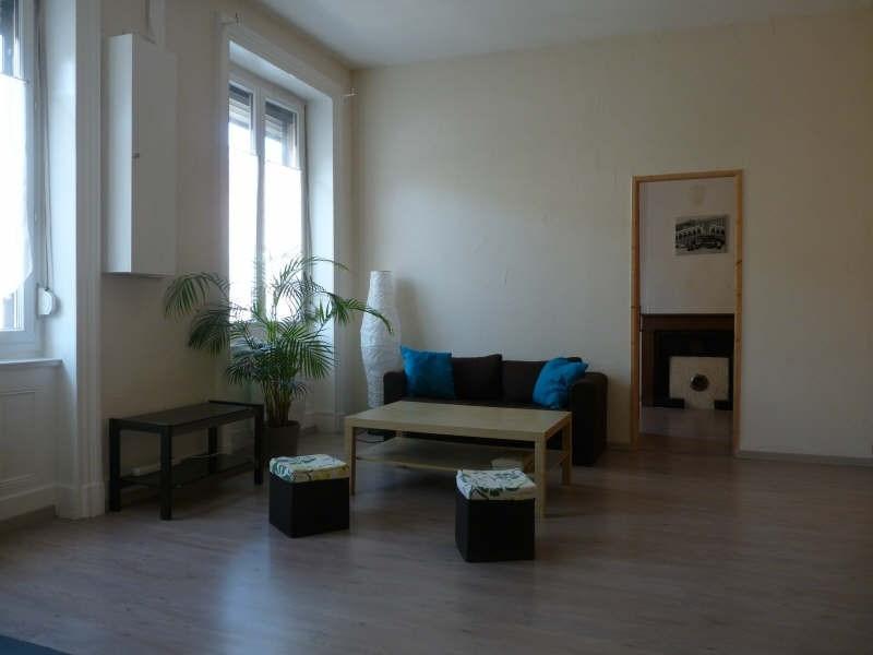 Rental apartment Lyon 3ème 807€ CC - Picture 1