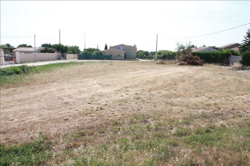 Vendita terreno Pernes les fontaines 90000€ - Fotografia 2