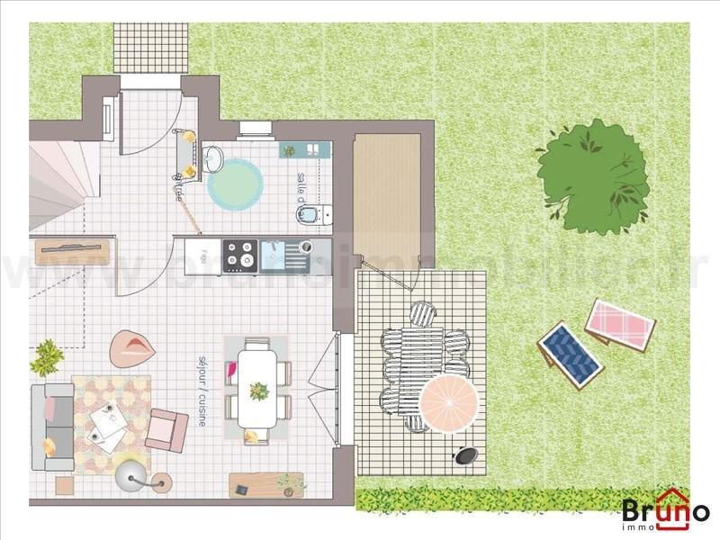 Vente maison / villa St valery sur somme 158000€ - Photo 9