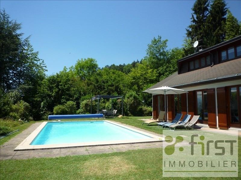 Vente de prestige maison / villa Argonay 850000€ - Photo 2